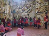 Salas de 4 disfrutan del Mural 7