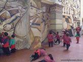 Salas de 4 disfrutan del Mural 8