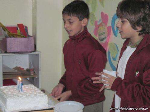 Festejo de Cumpleaños 21
