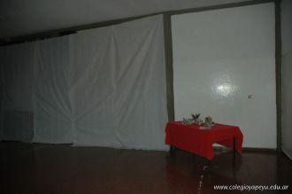 Inauguracion del Mural 2