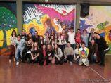 Inauguracion del Mural 67