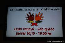 Expo Yapeyu de 2do grado 8