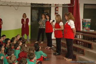 Articulacion de Sala de 5 con Maestras de 1er grado 13