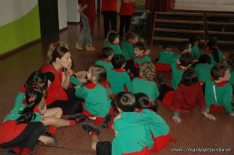 Articulacion de Sala de 5 con Maestras de 1er grado 43