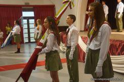 Acto de Clausura del Ciclo Lectivo 2013 de la Secundaria 12