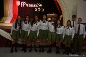 Acto de Colacion de la Promocion 2013 2