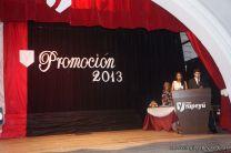 Acto de Colacion de la Promocion 2013 8
