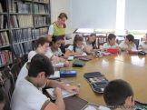 6to en Biblioteca 13