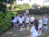 El Jardin comenzo las Clases en el Campo 17