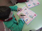 Aprendiendo Ingles en Salas de 5 14