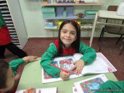 Aprendiendo Ingles en Salas de 5 66