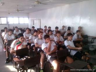 Charla de Futbol 1
