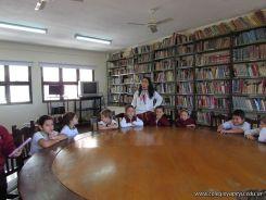 Visitamos la Biblioteca 54