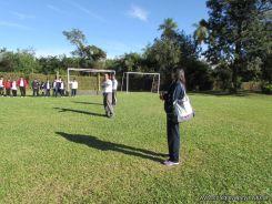 Amistoso con el Colegio Mecenas 10