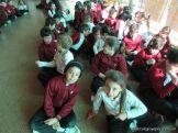 Amistoso con el Colegio Mecenas 2