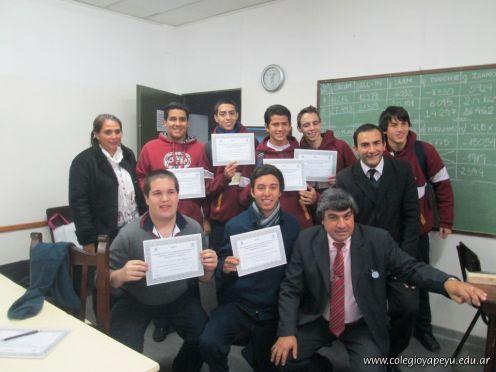Finalistas de Formando Emprendedores 7