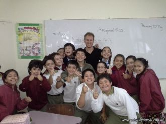 Nos visito David Bunyan 1