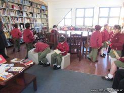 2do grado en Biblioteca 10