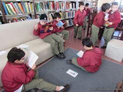 2do grado en Biblioteca 32