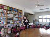 2do grado en Biblioteca 59