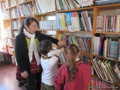 2do grado en Biblioteca 63