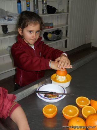 Jugo de Naranjas en Salas de 5 13