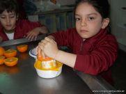 Jugo de Naranjas en Salas de 5 14