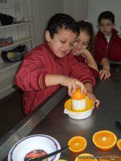 Jugo de Naranjas en Salas de 5 2