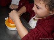 Jugo de Naranjas en Salas de 5 53