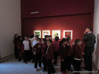 Visita a la Muestra de Cesar Tschanz 1