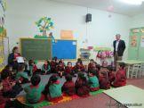 Visita del Headmaster del North Cross School 3