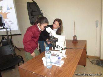 Aprendimos a usar el Microscopio Optico 20