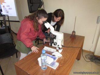 Aprendimos a usar el Microscopio Optico 23