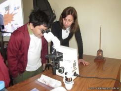Aprendimos a usar el Microscopio Optico 33