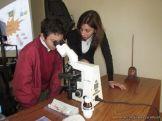 Aprendimos a usar el Microscopio Optico 37