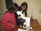 Aprendimos a usar el Microscopio Optico 51