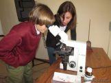 Aprendimos a usar el Microscopio Optico 52