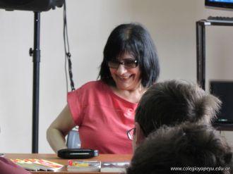 Nos visito Norma Huidobro 9