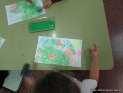 Crayon Fluor y Tempera Aguada 11