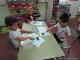 Crayon Fluor y Tempera Aguada 18