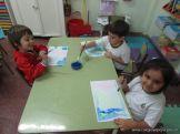 Crayon Fluor y Tempera Aguada 24