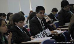 Sexto Modelo de Naciones Unidas en Corrientes 100