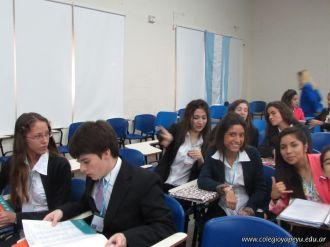 Sexto Modelo de Naciones Unidas en Corrientes 12
