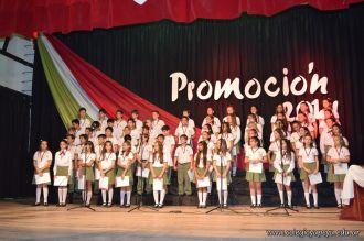 Acto de Colacion de la Promocion 2014 de Primaria 1