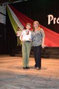 Acto de Colacion de la Promocion 2014 de Primaria 107