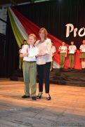 Acto de Colacion de la Promocion 2014 de Primaria 121
