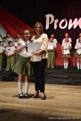 Acto de Colacion de la Promocion 2014 de Primaria 130