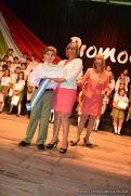 Acto de Colacion de la Promocion 2014 de Primaria 185