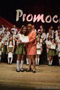 Acto de Colacion de la Promocion 2014 de Primaria 188