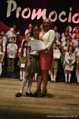 Acto de Colacion de la Promocion 2014 de Primaria 195